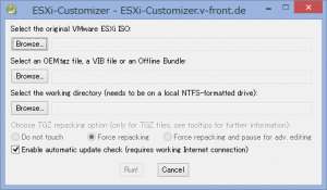 ESXi-Customizer